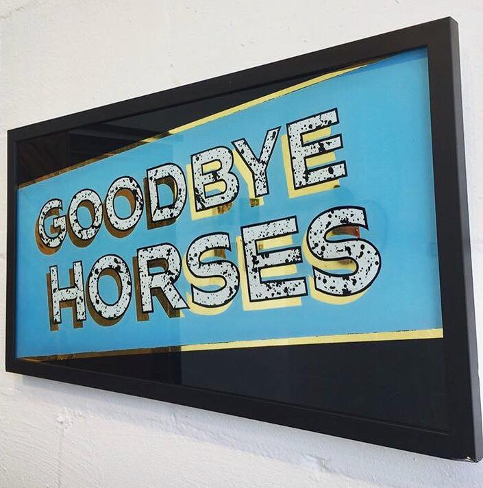 Goodbye Horses - Alicja Polachek
