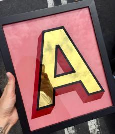 """""""A"""" - Alicja Polachek"""